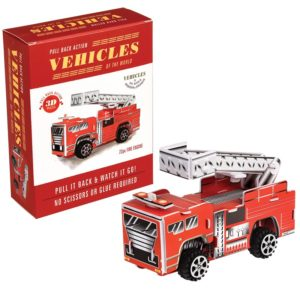 Направи си сам Пожарникарски камион Rex London 27461 (1)