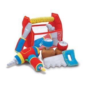 Текстилна играчка Кутия с инструменти Melissa & Doug 13038 (1)