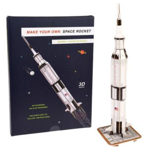 Триизмерен пъзел Ракета Rex London 28610 (1)