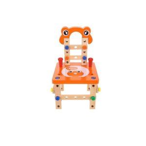 Детска играчка за сглобяване Стол KRU9441 (1)