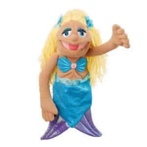 Кукла за куклен театър Мъпет русалка Melissa & Doug 1