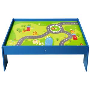 Детска дървена маса за игра с пътна настилка Acool Toy ACT12