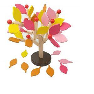 Детско дърво за сглобяване с есенни листа Acool Toy ACT35