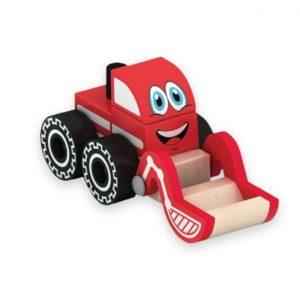 Дървена играчка за сглобяване багер комплект Acool Toy ACT71