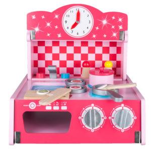 Малка дървета детска кухня комплект Acool Toy ACT55
