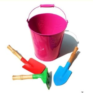Метална кофичка с инструменти ACT136