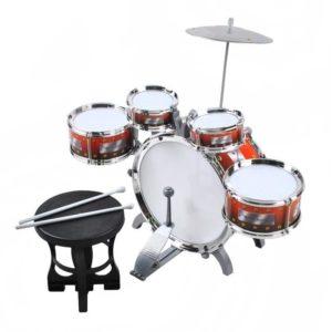Детски комплект барабани KRU1551 1 (1)
