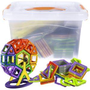 Детски цветни магнитни блокчета KRU15097 1 (1)