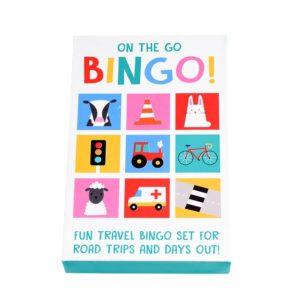 Игра за пътуване Бинго Rex London 28960 (1)