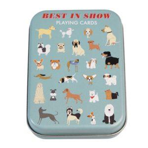 Карти за игра Най добрият в шоуто Rex London 29057 (1)