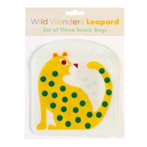Комплект пликове за закуска Леопардови Rex London 29152 (1)