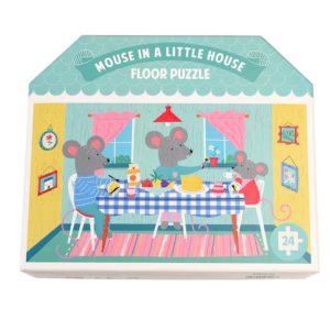 Пъзел Мишка в къща Rex London 29190 (1)