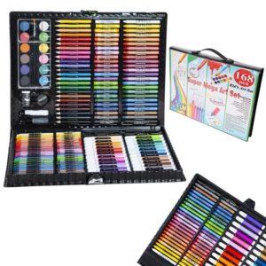 Творчески комплект за рисуване - 168 елемента KRU9176 1 (1)