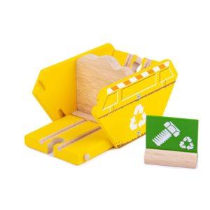 Дървен уред за рециклиране BigJigs BJT281 1 (1)
