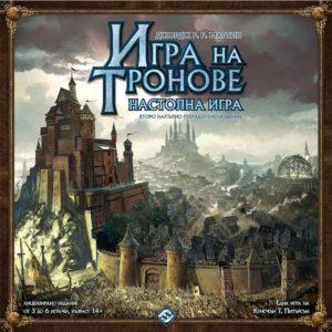 Игра на тронове - настолна стратегическа игра с карти
