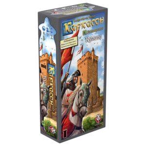 Каркасон Кулата - настолна семейна игра с карти