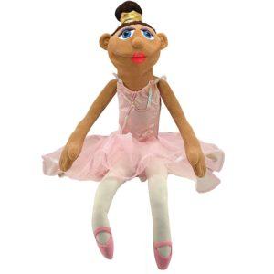 Кукла за куклен театър Балерина Melissa & Doug 40357 (1)