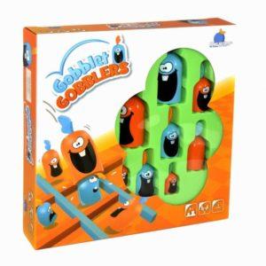 Лакомите лакомници - настолна детска игра с фигурки
