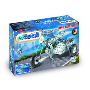 Метален конструктор Eitech - Мотоциклети за сглобяване