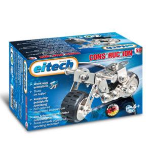 Метален конструктор Eitech - Мотоциклет за сглобяване