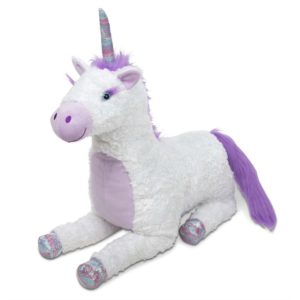 Плюшена играчка Еднорог Melissa & Doug 40405 (1)