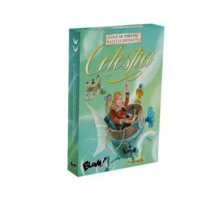A Little Initiative - Celestia expansion - бордова игра с карти