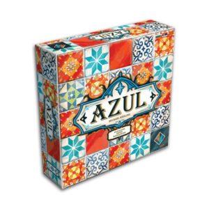 Azul - настолна семейна игра с плочки за подреждане