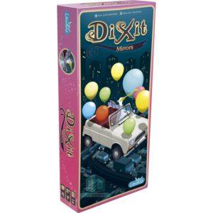 Dixit 10 Mirrors - настолна игра с карти за цялото семейство