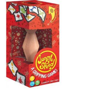 Jungle Speed ЕКО опаковка - бордова парти игра с карти