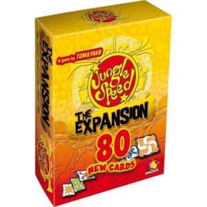Jungle Speed Expansion - настолна бордова игра с карти