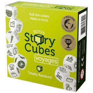 Rorys Story Cubes Пътешествия - бордова игра със зарчета