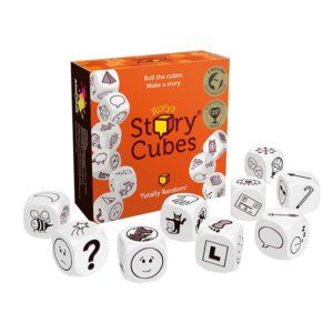 Rorys Story Cubes Original - настолна игра със зарчета