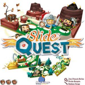 Slide Quest - настолна стратегическа детска игра