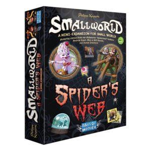 Smallworld A Spiders Web разширение - настолна игра с карти