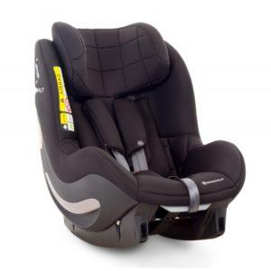 Бебешко столче за кола Avionaut AeroFIX, 0-18 кг - черно