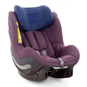Бебешко столче за кола Avionaut AeroFIX, 0-18 кг – лилаво и синьо