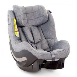 Детско столче за кола Avionaut AeroFIX, 0-18 кг - сиво