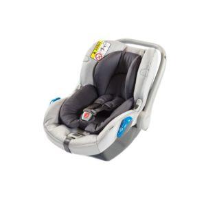 Детско столче за кола Avionaut Kite+ K.02 - Сиво
