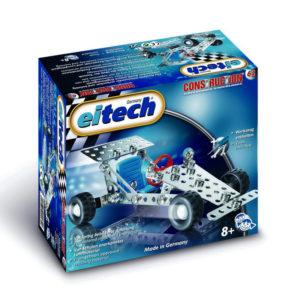 Метален конструктор Eitech - Състезателен автомобил