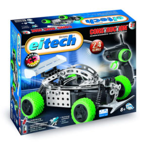 Метален конструктор Eitech - Управляем състезателен автомобил