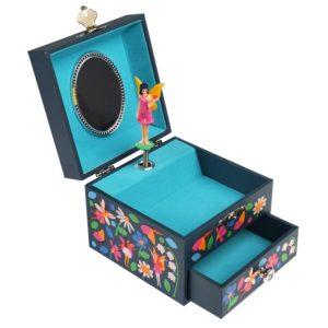 Детска кутия за бижута - Фея в градината Rex London MT29298