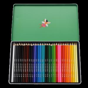 Детски комплект моливи - 36 цвята Фея в градината Rex London MT29278_1