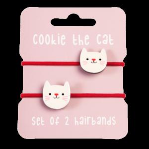 Детски ластици за коса - Котето Куки Rex London MT29170