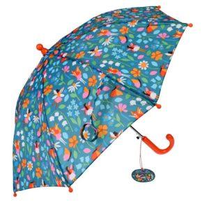 Детски чадър за момичета - Фея в градината Rex London MT29244