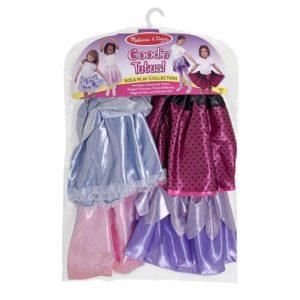 Карнавален костюм - Комплект от 4 детски поли Melissa & Doug MT18546