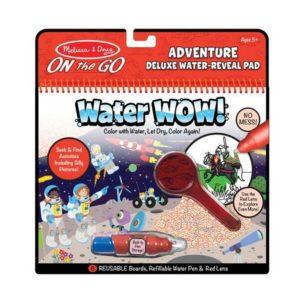 Комплект за рисуване с вода - Забавни приключения Melissa & Doug MT40172