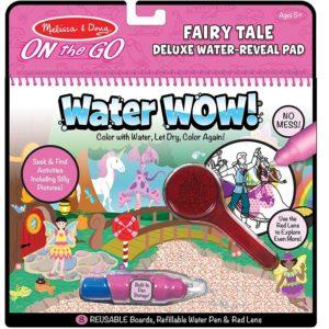 Комплект за рисуване с вода - Приказен делукс Melissa & Doug MT40173