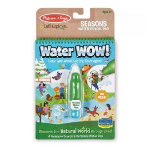 Комплект за рисуване с вода - Сезони Melissa & Doug MT40820