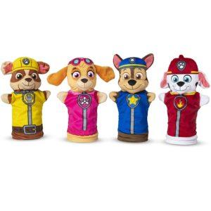 Кукли за ръце за куклен театър Пес Патрул Paw Patrol Melissa & Doug MT33269