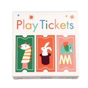 Ролева игра с билети за изтегляне в кутийка Rex London MT28896
